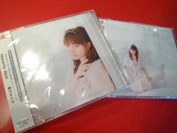 『heavenly days』発売っ☆_d0174765_2222180.jpg