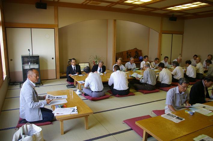 東大社式年銚子大神幸祭の歴史的意義について講演_c0014967_1818155.jpg