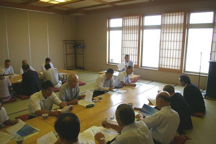 東大社式年銚子大神幸祭の歴史的意義について講演_c0014967_18185453.jpg