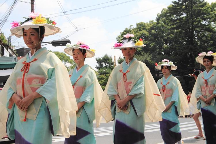 祇園祭 ~花傘巡行(後編)~_e0051888_3405912.jpg
