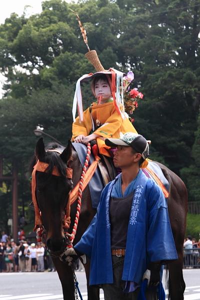 祇園祭 ~花傘巡行(後編)~_e0051888_345736.jpg