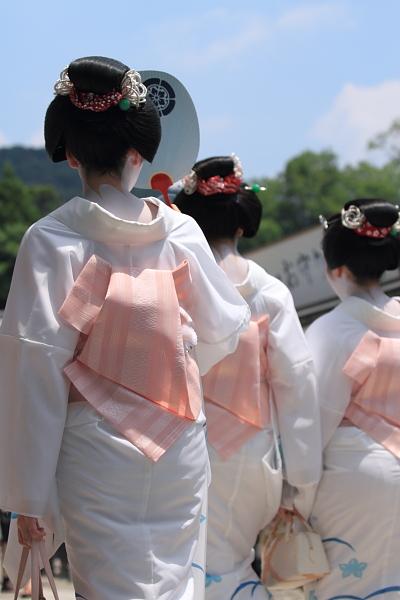 祇園祭 ~花傘巡行(後編)~_e0051888_3541986.jpg