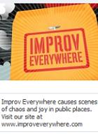 ニューヨークのどこでも即興集団、Improv Everywhere_b0007805_12534429.jpg