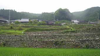 北播磨 多可町の風景 岩座神の棚田(いさりがみのたなだ) _c0195909_2138458.jpg