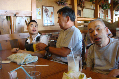 劇団飛行船の忍たま乱太郎を見に行きました!_a0154110_1611141.jpg