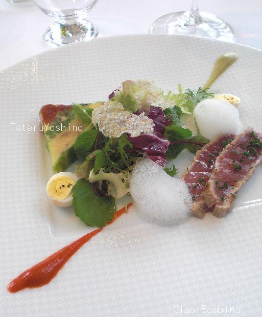 レストラン・タテルヨシノ銀座_d0041729_22501177.jpg