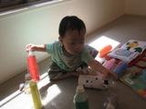 0歳児クラス1学期最終日_c0200633_13515596.jpg