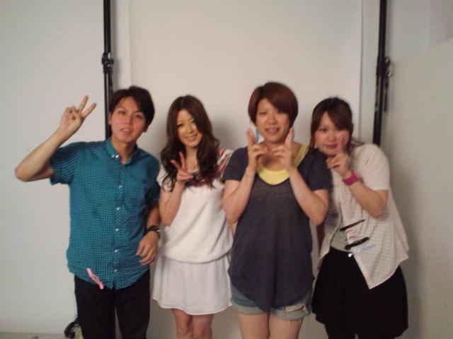 撮影終了☆_c0151965_0474651.jpg