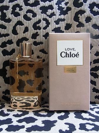 ひと足お先に、新しい秋のフレグランス 「LOVE, Chloe」_a0138976_22365979.jpg