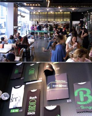 NY No1ハンバーガー シェイク・シャックがNYに5店舗目をオープン_b0007805_033522.jpg