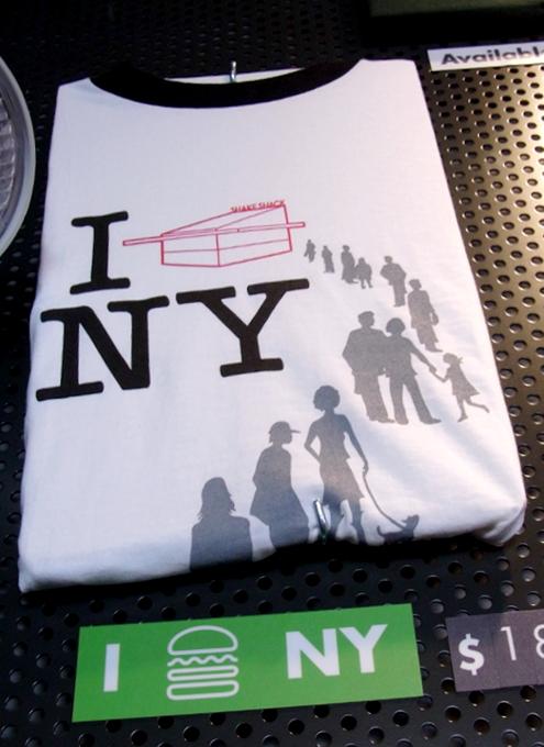 NY No1ハンバーガー シェイク・シャックがNYに5店舗目をオープン_b0007805_0351446.jpg