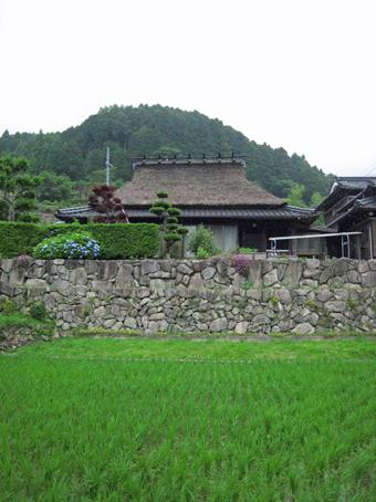 北播磨 多可町の風景 民家のかたち_c0195909_21531989.jpg