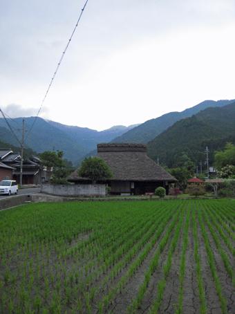 北播磨 多可町の風景 民家のかたち_c0195909_21533917.jpg