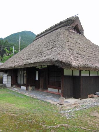 北播磨 多可町の風景 民家のかたち_c0195909_21541275.jpg