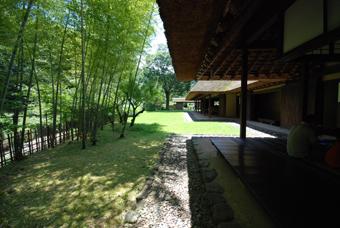 播磨屋本店円山店 現代の民家をたずねました。その1。_c0195909_2222129.jpg