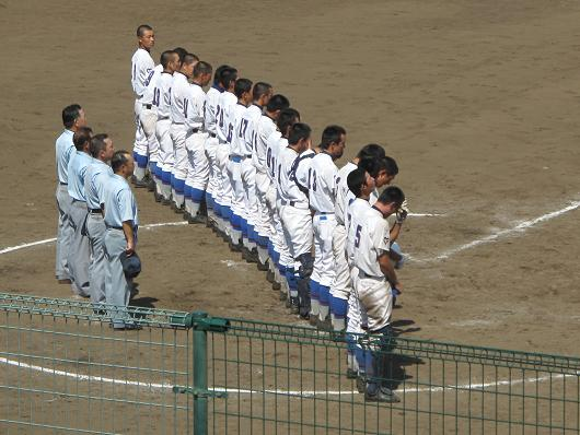 高校野球 決勝 埼玉大会_d0150720_10215989.jpg
