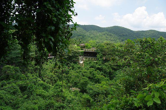 中国・海南島旅行10  檳榔谷(少数民族村)_b0112443_21183037.jpg
