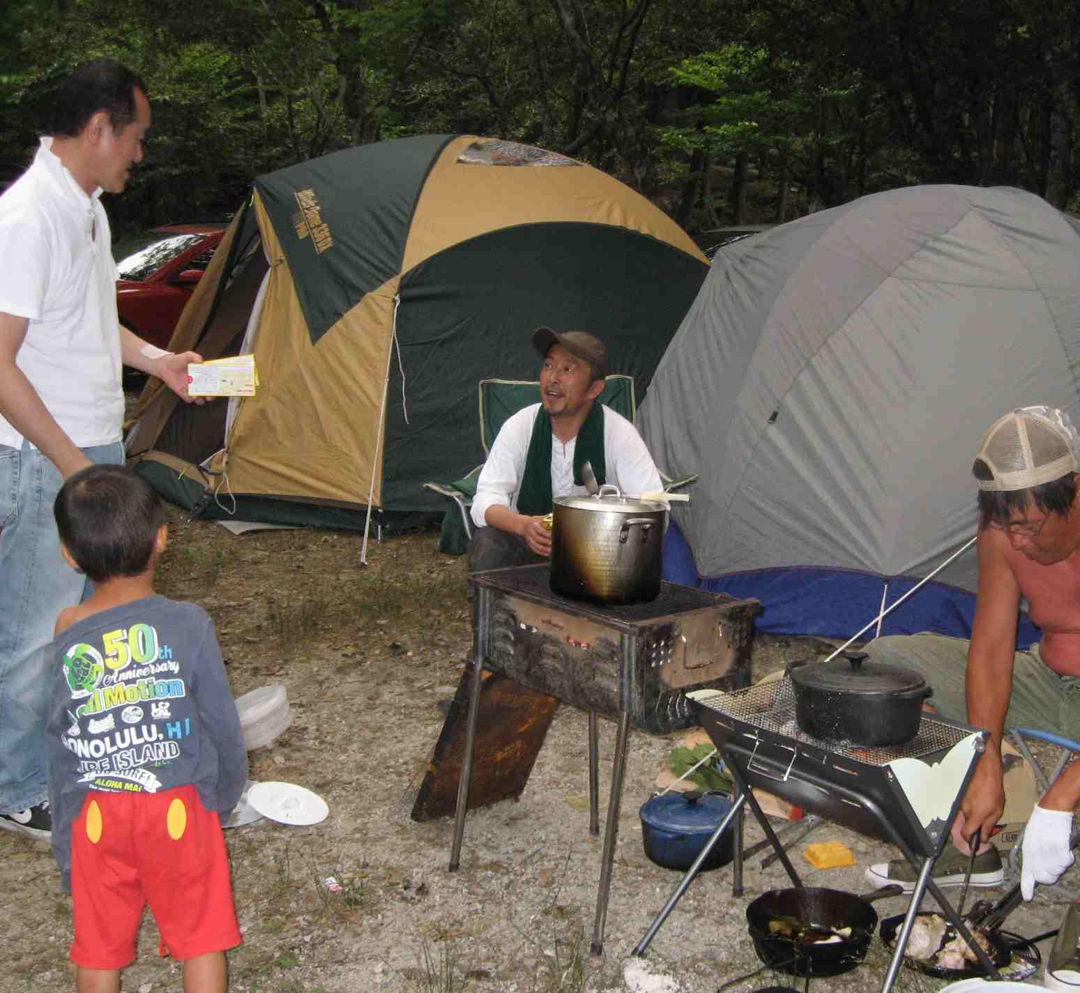 ママ抜きキャンプ_d0157745_21132357.jpg