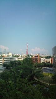 東京タワーやぁ_e0114246_22431461.jpg