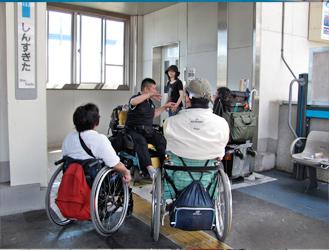 第8回 全国車いすアクセス・マニア集会in横浜 (1) _c0167961_040036.jpg