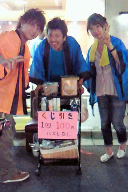 【小阪店アシスタント入江】わいわい夜市 2日目_c0080367_1224264.jpg