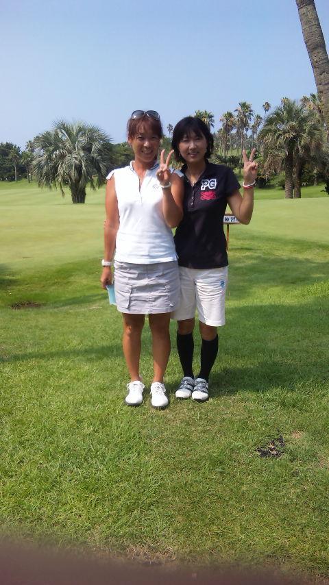 福岡県民ゴルフ 予選_f0085810_16462990.jpg