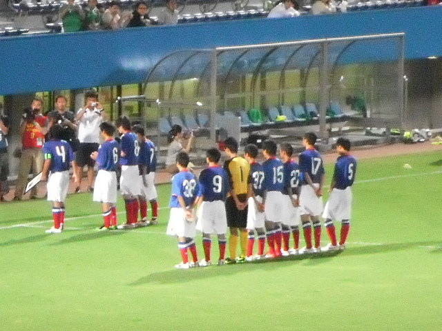 adidas CUP2010  vs東京Vユース(0-2)_c0026718_21395939.jpg