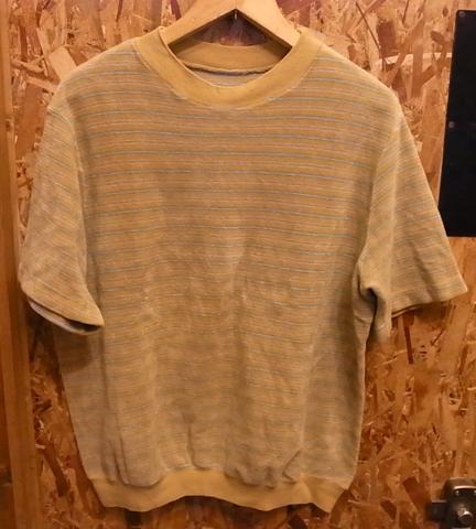 7/30(土)入荷!70'S パイル地T-shirts!_c0144020_17251036.jpg
