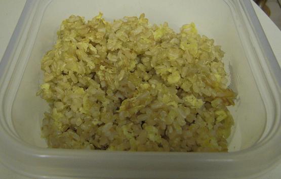 発芽玄米5 ブルグル3 レンズ豆2。_c0119140_14161489.jpg
