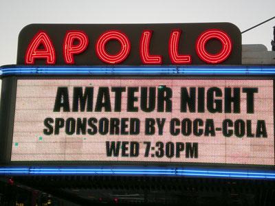 来週、アポロ劇場に出演します!_f0009746_16362648.jpg