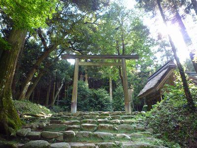 桜井大神宮・伊勢の内宮外宮が一緒に祀られている_c0222861_21161177.jpg