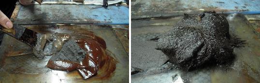 林幽寺のお厨子の修理 その9 屋根下地付け2_c0213599_031455.jpg