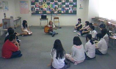 第一高等学院「教室ライブ」ツアーSEASON3 8 _f0115311_163993.jpg