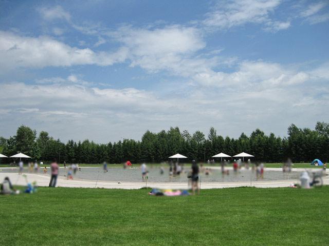 2010年7月 モエレ沼公園_a0016730_1131466.jpg