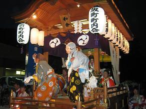 今年も来ました八坂神社祭り_a0139242_2125638.jpg
