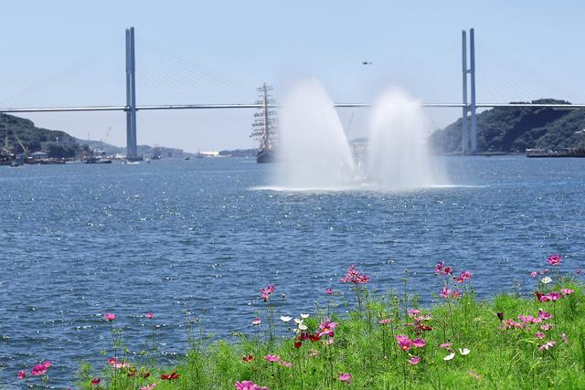 長崎帆船祭り 2010_e0102255_10343851.jpg