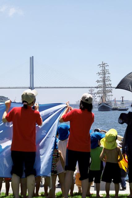 長崎帆船祭り 2010 Ⅱ_e0102255_20241762.jpg