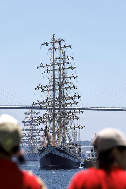 長崎帆船祭り 2010 Ⅱ_e0102255_20243623.jpg