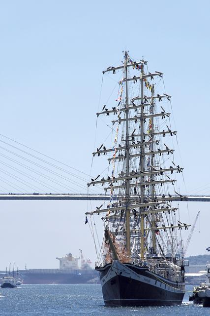 長崎帆船祭り 2010 Ⅱ_e0102255_20245896.jpg