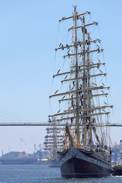 長崎帆船祭り 2010 Ⅱ_e0102255_20254828.jpg