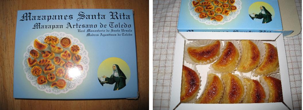 スペインのお菓子いろいろ_d0158258_812748.jpg
