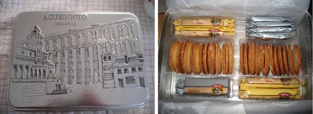 スペインのお菓子いろいろ_d0158258_8134663.jpg