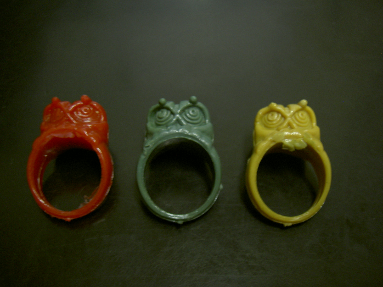 MONSTER RINGS&CHARMS&HEAD_b0121563_18492616.jpg