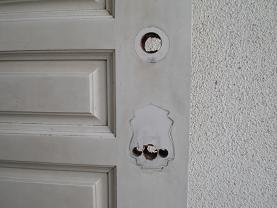 玄関錠の取替え_d0165368_633096.jpg