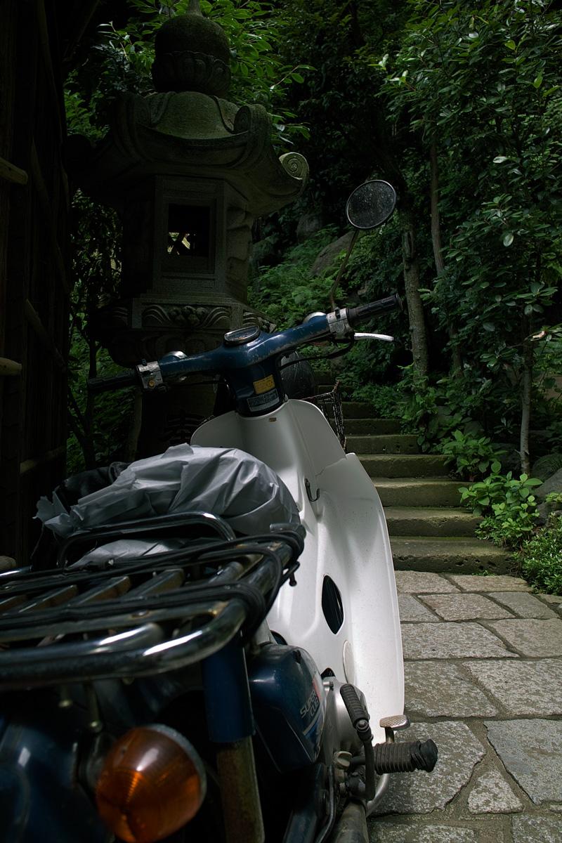 参道入り口にて_f0121181_2225616.jpg