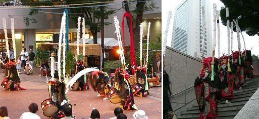 ケチャ@新宿、バリ舞踊祭@阿佐ヶ谷_a0057402_2035543.jpg
