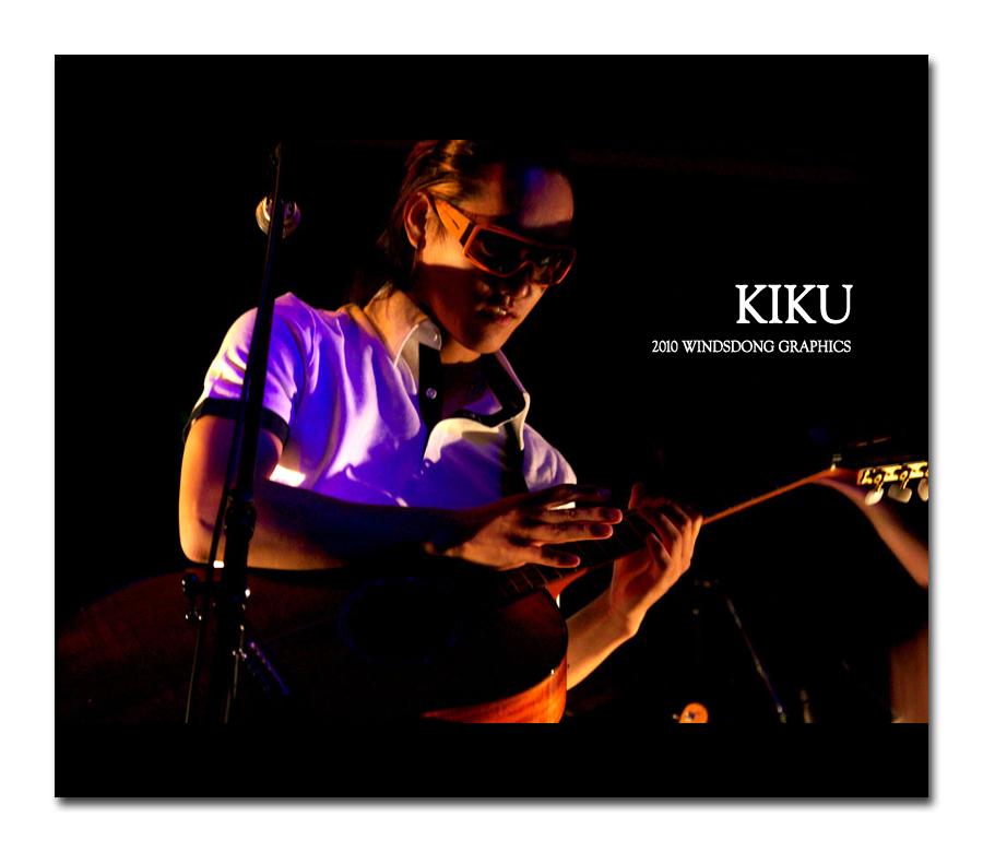 KIKU  LIVE !!!_e0108604_11131050.jpg