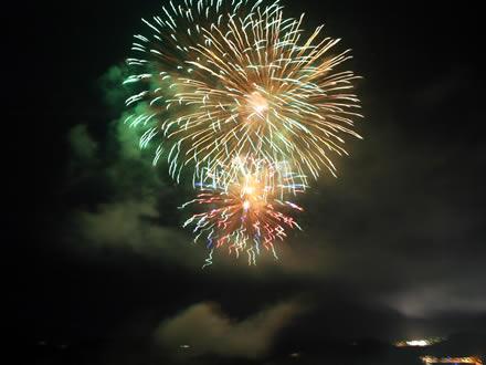 恵那峡の花火_d0063218_10265983.jpg