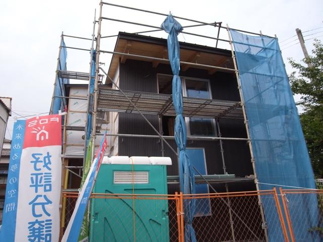 構造見学会 都島の家_c0124828_13484038.jpg