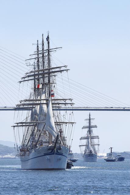 長崎帆船祭り 2010 Ⅲ_e0102255_16484115.jpg